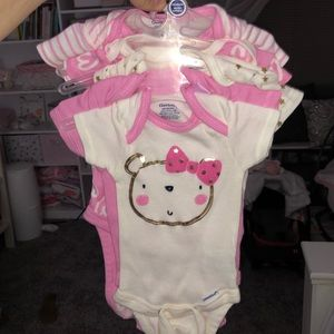 Baby Girl Clothes! 4 sets - 15 pieces